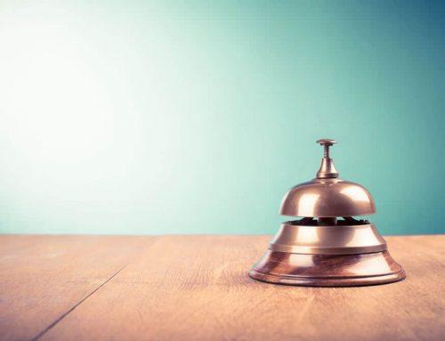 Υπεύθυνος Υποδοχής – Ρεσεψιονίστ Ξενοδοχείου