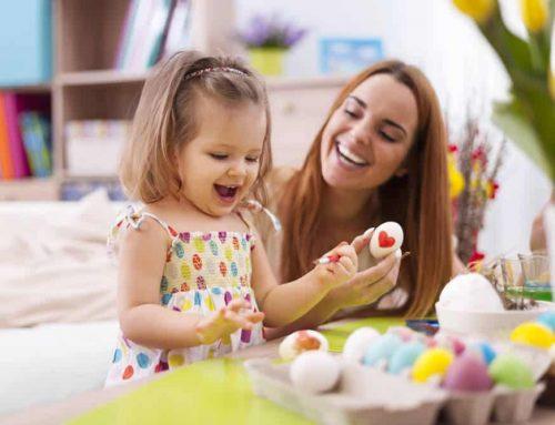 Φροντιστής παιδιών προσχολικής ηλικίας – Baby Sitting