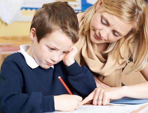 Πιστοποιημένος Εκπαιδευτής στην Ανίχνευση Μαθησιακών Δυσκολίων